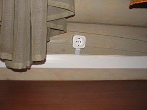 электромонтаж в кабель канале