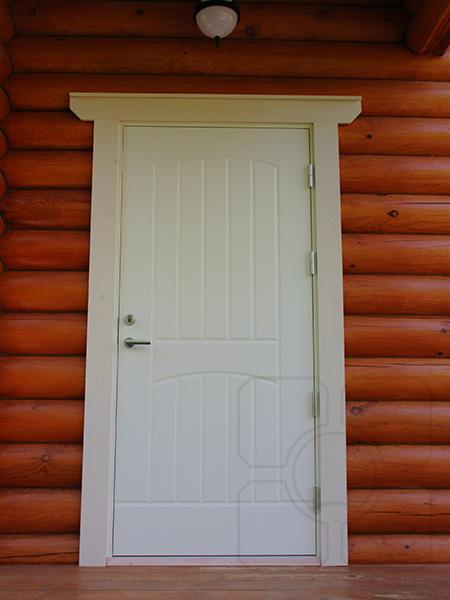 входная финская дверь фото