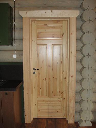 финские деревянные двери фото