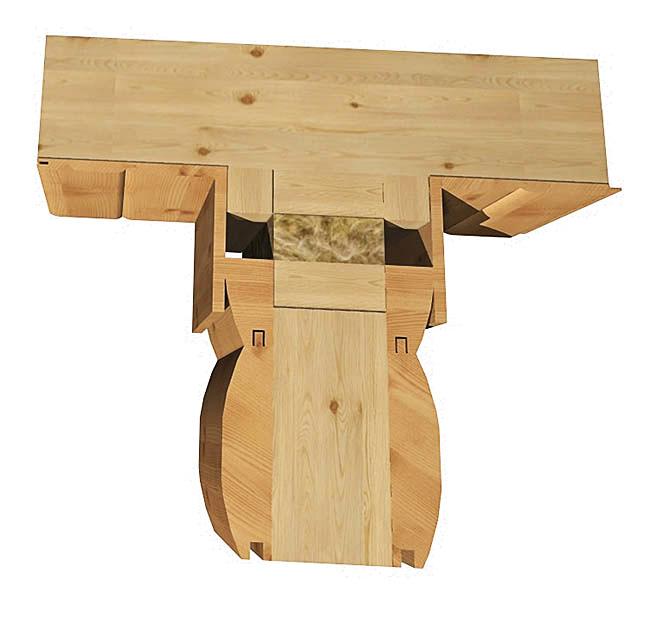 схема каркасной перегородки в деревянном доме фото