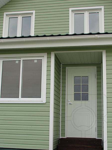 финская входная дверь фото