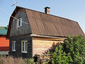 реконструкция садового дома